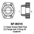 Flange Adapters W31K