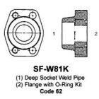 Flange Adapters W81K