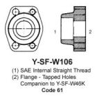 Flange Adapters W106
