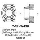 Flange Adapters W43K