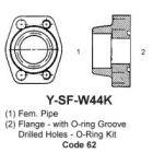 Flange Adapters W44K