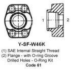 Flange Adapters W46K