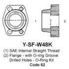 Flange Adapters W48K