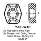 Flange Adapters W4K